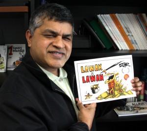 Zunar Lawak & Lawan
