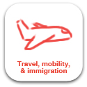 Travel, Mobility and Immigration